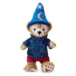 Duffy the Disney Bear Plush - Sorcerer's Apprentice 2016 - 12''