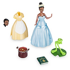 Tiana Figure Fashion Set