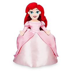 Ariel Plush Pillow