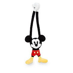Mickey Mouse ''Sock Monkey'' Plush - Small - 18''