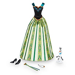 Anna Doll Costume Set