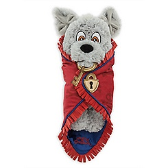 Disney's Babies Jailor Dog Plush with Blanket - Pirates of the Caribbean