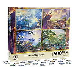 Disney Classics Puzzle Set by Thomas Kinkade