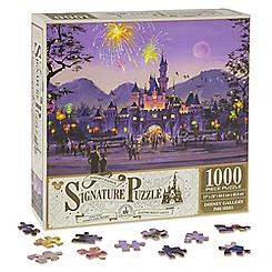 Sleeping Beauty Castle Hong Kong Disneyland Resort Jigsaw Puzzle