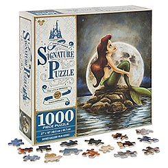The Little Mermaid 25th Anniversary Jigsaw Puzzle