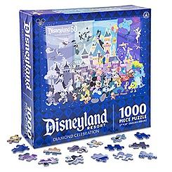 Disneyland Diamond Celebration Jigsaw Puzzle