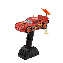 Lightning McQueen Spinner Toy
