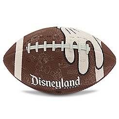 Mickey Mouse Football - Disneyland - Small