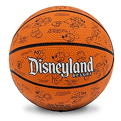 Mickey Mouse Basketball - Disneyland - Small