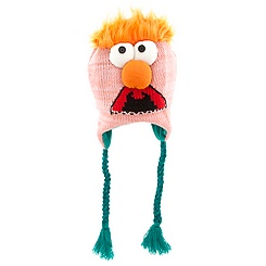 The Muppets Beaker Knit Hat