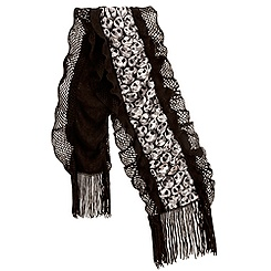 Jack Skellington Scarf for Women