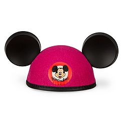 MousekeEars Mini Ear Hat - Purple