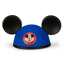 MousekeEars Mini Ear Hat - Blue