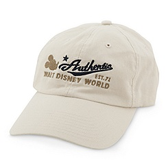 Mickey Mouse Baseball Cap for Adults - Walt Disney World