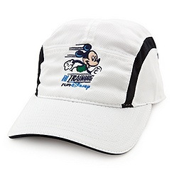 Mickey Mouse RunDisney ''In Training'' Performance Cap for Adults