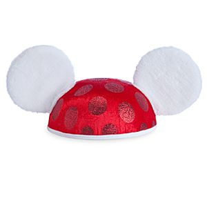 Minnie Mouse Ear Hat for Kids - Holiday