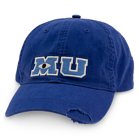 Monsters university baseball cap for adults hats gloves amp scarves