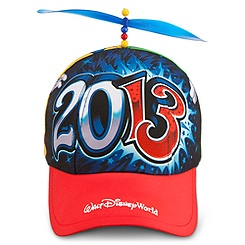 Mickey Mouse and Donald Duck Baseball Cap for Kids - Walt Disney World 2013