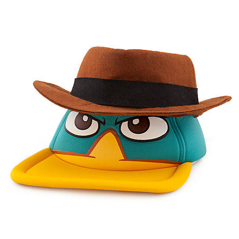 Perry ''Agent P'' Hat | Hats, Gloves & Scarves | Disney Store