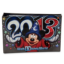 Sorcerer Mickey Mouse Photo Album - Walt Disney World 2013 - Small