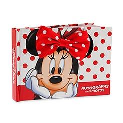 Minnie Mouse Autograph Book and Photo Album