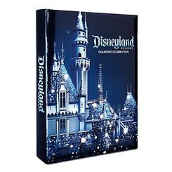 Disneyland Photo Album - Diamond Celebration - Large