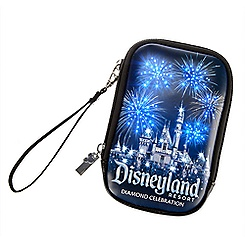 Disneyland Diamond Celebration Light-Up Smartphone Case