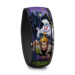 Disney Villains Disney Parks MagicBand