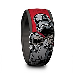 Troop Leader Disney Parks MagicBand - Star Wars: The Force Awakens