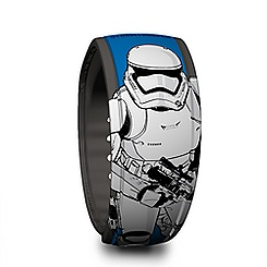 Stormtrooper Disney Parks MagicBand - Star Wars: The Force Awakens