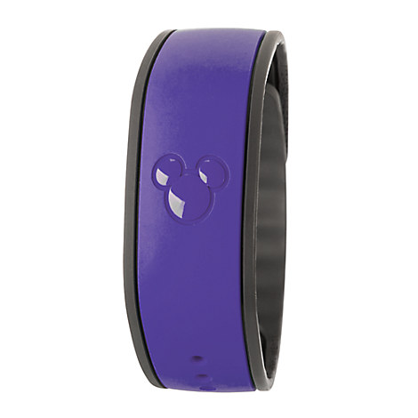 Disney Parks MagicBand - Purple
