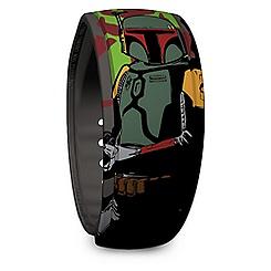 Boba Fett Disney Parks MagicBand - Star Wars