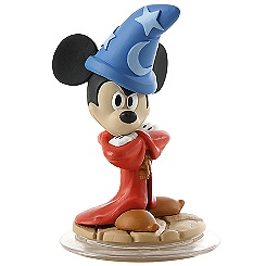Sorcerer Mickey Mouse Figure - Disney Infinity