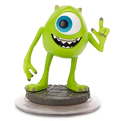 Mike Wazowski Figure - Disney Infinity