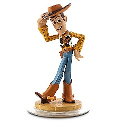 Woody Figure - Disney Infinity