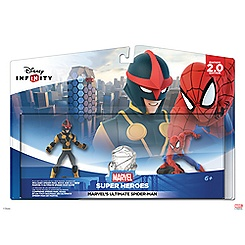 Disney Infinity: Marvel Super Heroes Ultimate Spider-Man Play Set (2.0 Edition)