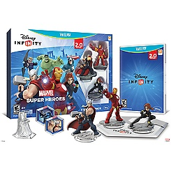 Disney Infinity: Marvel Super Heroes Starter Pack for Nintendo Wii U (2.0)