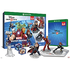 Disney Infinity: Marvel Super Heroes Starter Pack for XBox One (2.0 Edition)