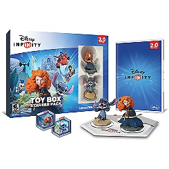 Disney Infinity: Toy Box Starter Pack for PS4 (2.0 Edition)
