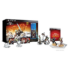 Disney Infinity: Star Wars Saga Starter Bundle for PS3 (3.0 Edition)