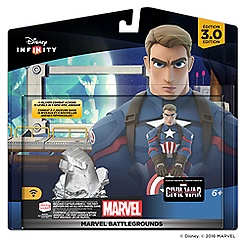 Disney Infinity: Marvel Battlegrounds Play Set (3.0 Edition)