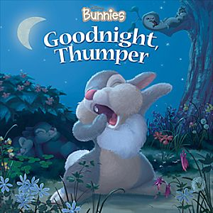 Disney Bunnies: Goodnight, Thumper! Book