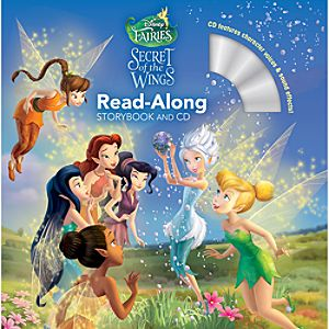 Secret of the Wings Read-Along Storybook and CD