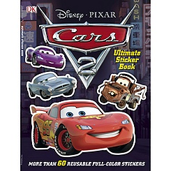 Cars 2 Ultimate Sticker Book