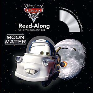 Moon Mater Read-Along Storybook and CD
