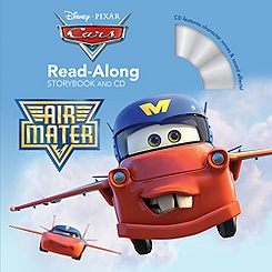 Air Mater Read-Along Storybook and CD