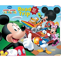 Mickey Mouse Clubhouse Road Trip Book
