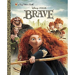 Brave - Big Golden Book