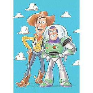 Art of Toy Story Postcards - Boxed Set
