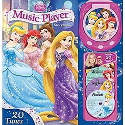 Disney Princess Music Player Storybook